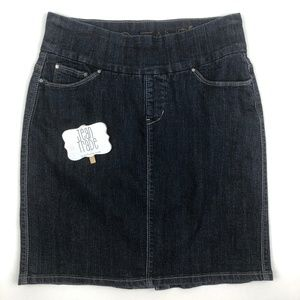 JAG Jeans Pull on skirt